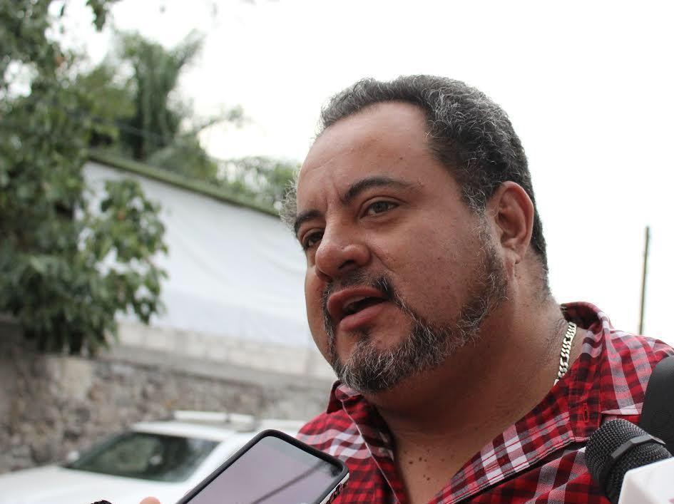 Hugo Bobadilla, alcalde de Ocuitiuco